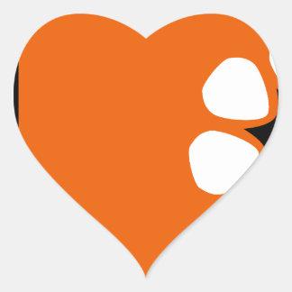 northern-territory-Flag Heart Sticker