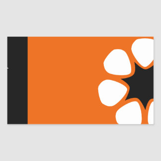 northern-territory-Flag Rectangular Sticker