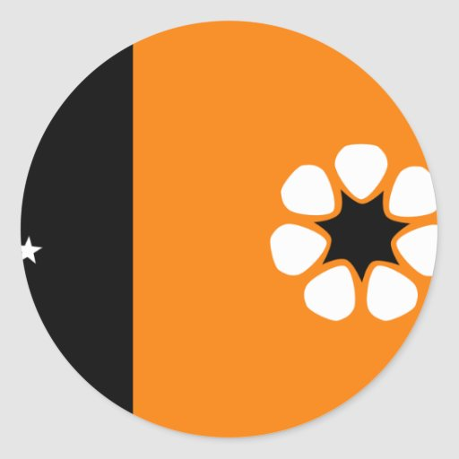 Northern Territory Flag Stickers
