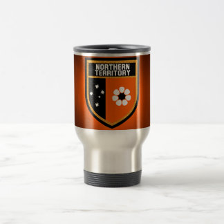 Northern Territory  Flag Travel Mug