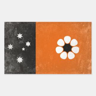 Northern Territory Rectangular Sticker