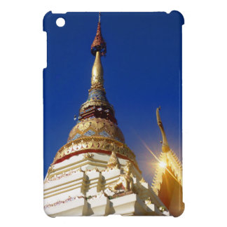 Northern Thai Buddhist Temple Pagoda Case For The iPad Mini