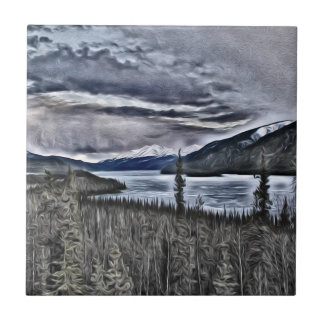 Northern Wilderness Canada Tile