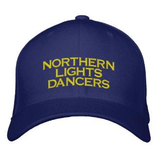 NORTHERNLIGHTS DANCERS EMBROIDERED BASEBALL CAP