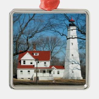 Northpoint Lighthouse Milw WI Ornament