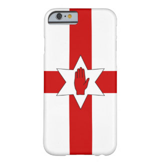 Northrn Ireland iPhone Case - Star & Hand on Cross