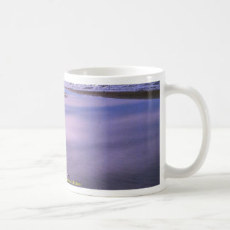 Northsea shapes the sand, the beach of Lokken Mugs
