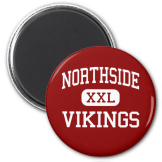 Northside - Vikings - High - Lafayette Louisiana Magnet