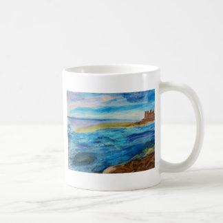 Northumberland Coast Coffee Mug