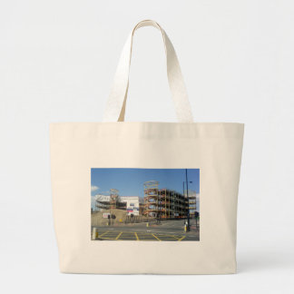 Northumbria University - City Campus East Tote Bags