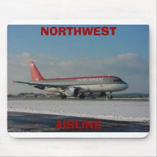 Northwest 1, AIRLINE, NORTHWEST Mouse Pad