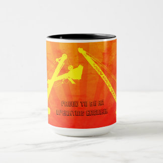 Northwest Crane and Shovel OPERATING ENGINEER Mug