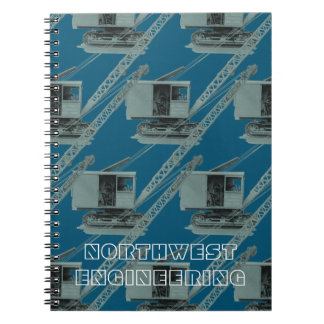 Northwest Crane and Shovel OPERATING ENGINEER Notebook
