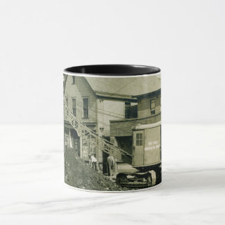 Northwest CRANE OPERATOR MODEL 2 EARLY CLEVELAND Mug