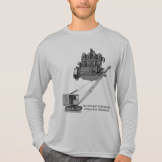 NORTHWEST ENGINEERING CRANE OPERATOR  GREEN BAY T-Shirt