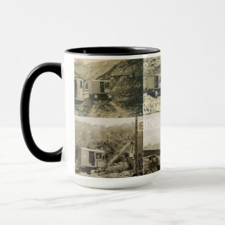 NORTHWEST ENGINEERING CRANE OPERATOR SHOVEL MUG 2
