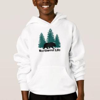 Northwest Life Trees with Bear