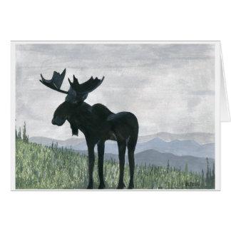 NORTHWEST MOOSE CARD