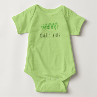 Northwest Mothers Milk Bank Frond - Baby Tee