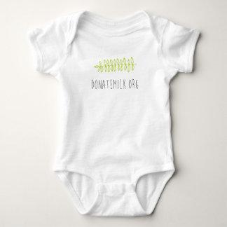 Northwest Mothers Milk Bank Frond - Baby Tee