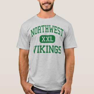 Northwest - Vikings - High - Clarksville Tennessee T-Shirt