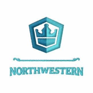 Northwestern Dry Dock Crew Jacket