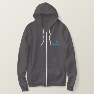 Northwestern Thermal Fleece Embroidered Hoodie