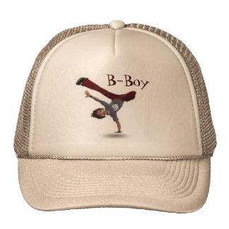 Northwind Breaks, B-Boy Cap