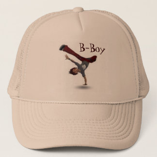 Northwind Breaks, B-Boy Trucker Hat