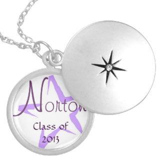 Norton Class of 2013 Locket