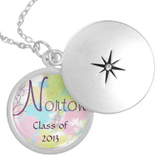 Norton Class of 2013 Locket Style Necklace
