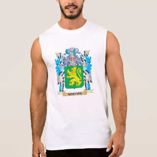 Norton Coat of Arms - Family Crest Sleeveless T-shirt