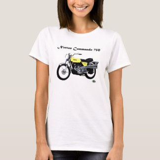 Norton Commando 750 T-Shirt