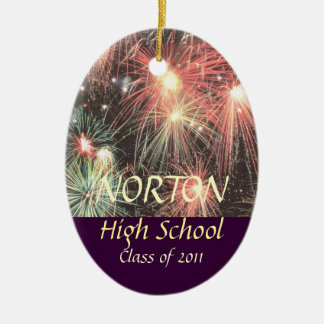 Norton High School Keepsake Ornaments
