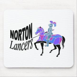Norton Lancers Mousepad