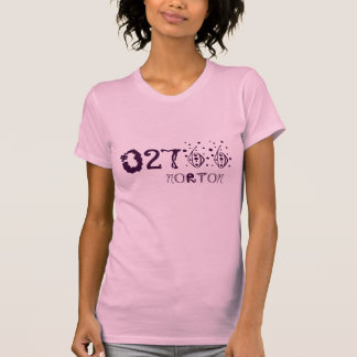 Norton ZIP CODE Shirt