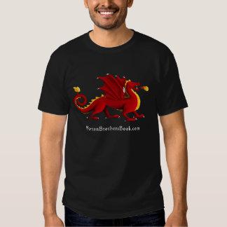 Norton's Dragon Tshirts