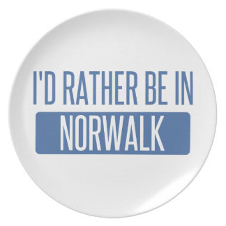 Norwalk CT Plate