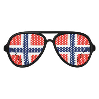 Norway Aviator Sunglasses