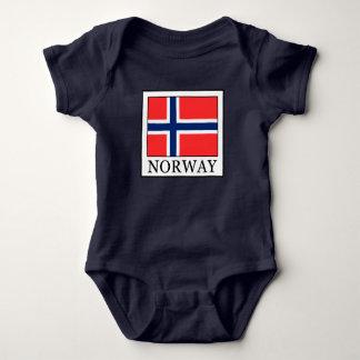 Norway Baby Bodysuit