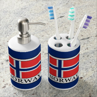 Norway Bathroom Set