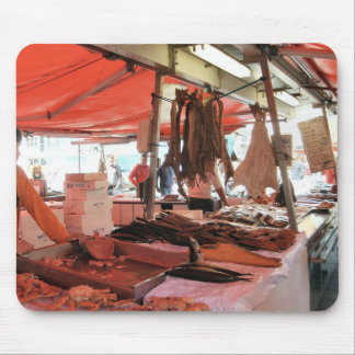 Norway, Bergen, Fish for sale, Bergen fish market Mouse Pads