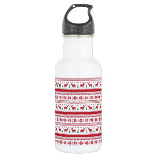 Norway Christmas Style 532 Ml Water Bottle