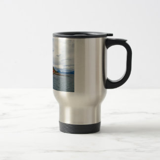 Norway Coast Travel Mug