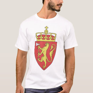 Norway Coat of Arms T-Shirt