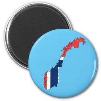 Norway country flag magnet