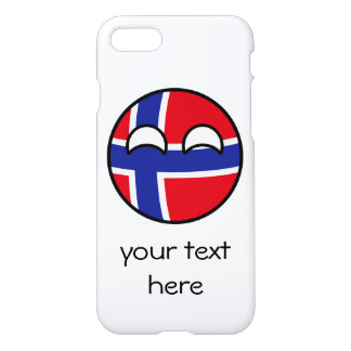 Norway Countryball iPhone 7 Case