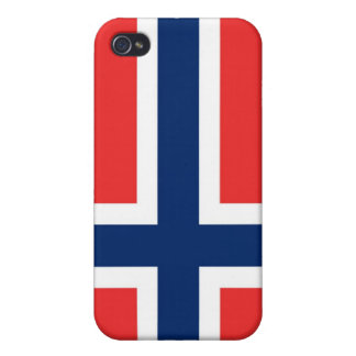 NORWAY COVER FOR iPhone 4