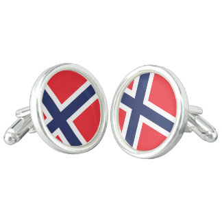 Norway Cuff Links