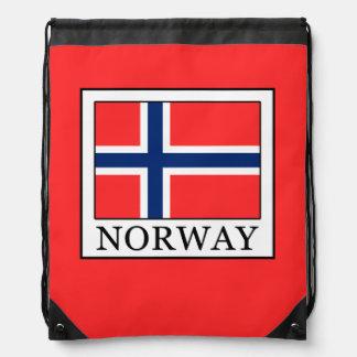 Norway Drawstring Bag